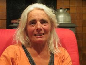Anita Duhau ahuntzaina