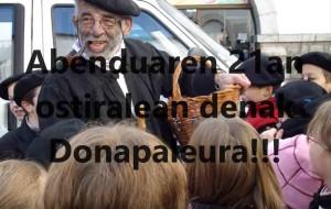 olentzero donapaleun