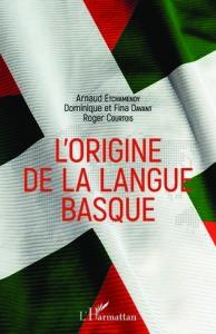 origine langue bask